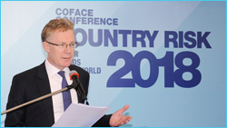 Xavier Durand, Global CEO, COFACE
